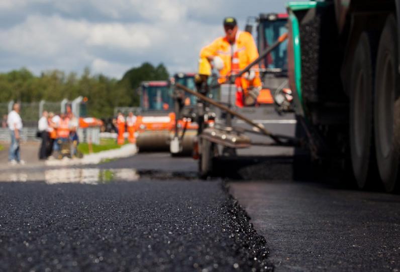 На Днепропетровщине начали капитальный ремонт дорог