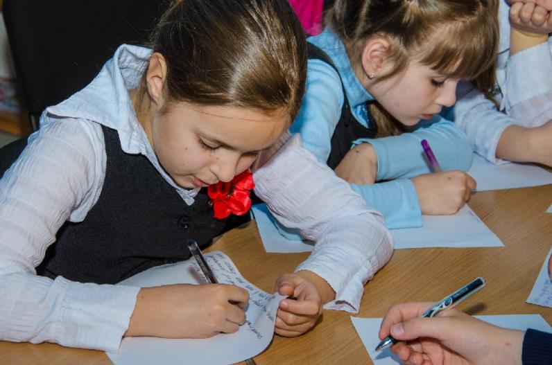 Школьники Днепропетровской и Донецкой областей устроят патриотический квест