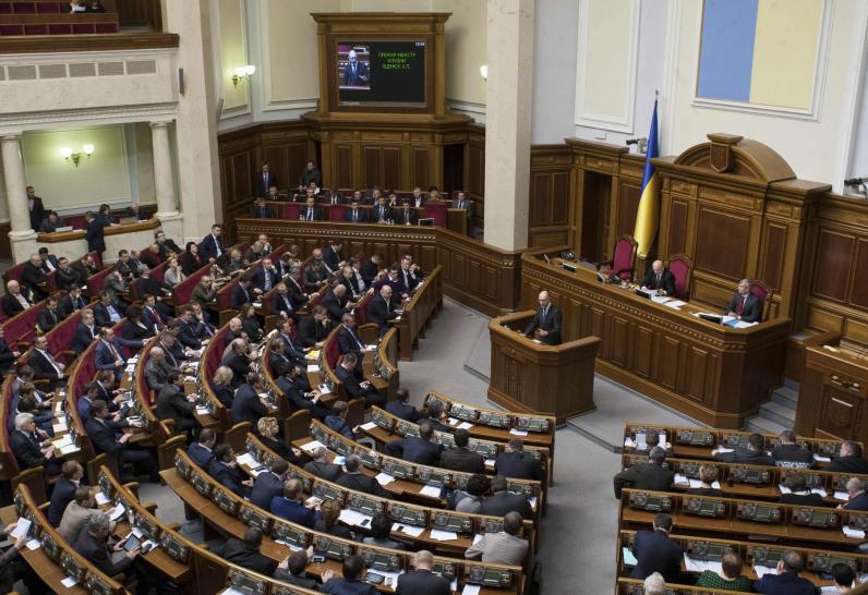 ВР сегодня рассмотрит законопроект о судоустройстве и статусе судей