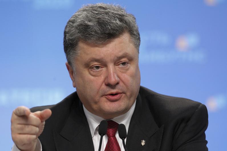 Порошенко уволил посла Украины в Словакии