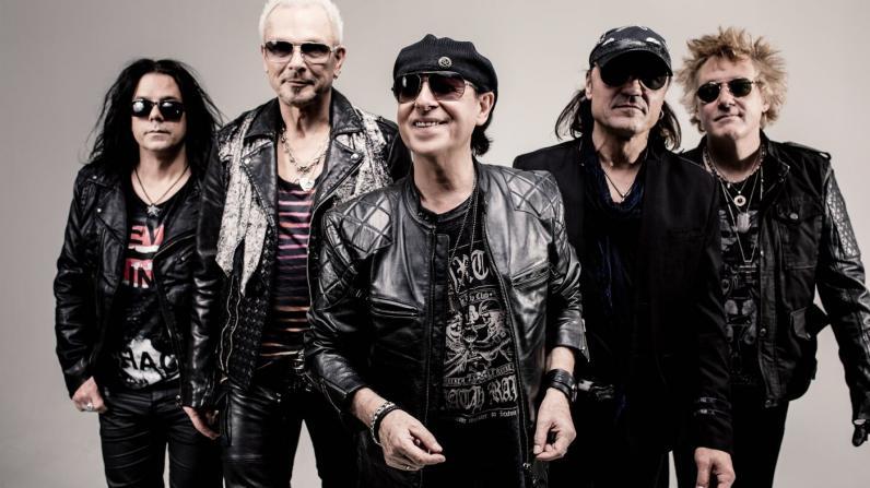 SCORPIONS, STING и METALLICA: в Днепре сыграют любимые рок-хиты