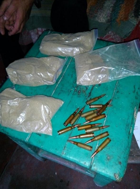 На Днепропетровщине поймали вооруженного наркоагрария