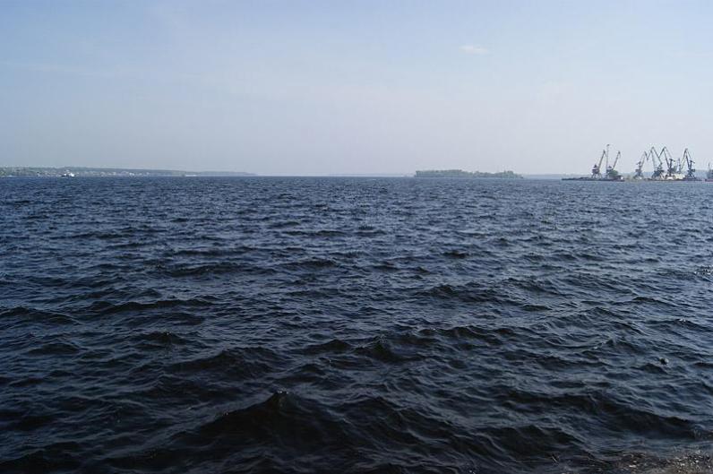 Днепровские водохранилища реконструируют