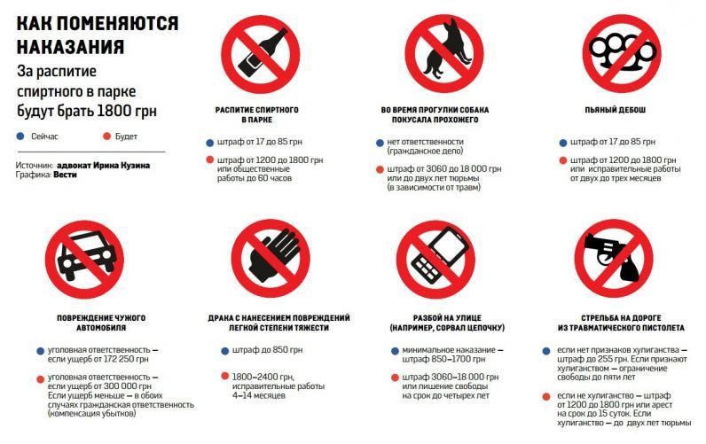 В Украине появится новый вид наказания