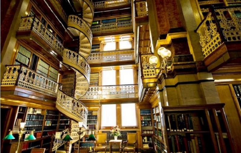 Самые красивые в мире библиотеки