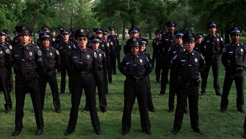 В Украине появится полицейская академия