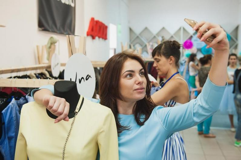 Осенний шоппинг на маркете «БУДЬ в UA»