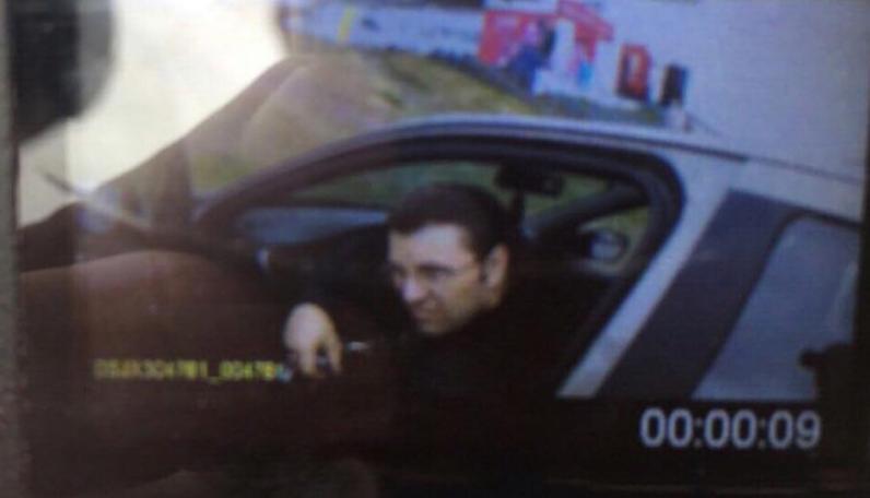 В Днепре неизвестный застрелил полицейского (фото)