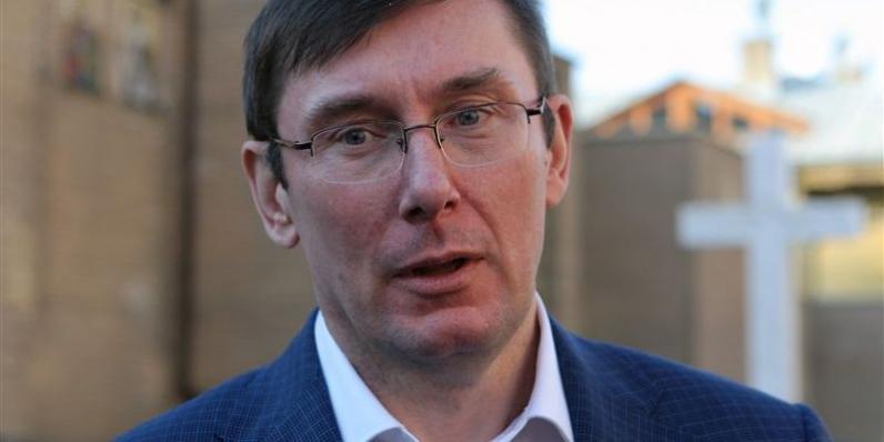 Луценко поддержал введение нормы презумпции правоты полицейского