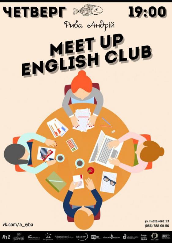 Meet Up English Club