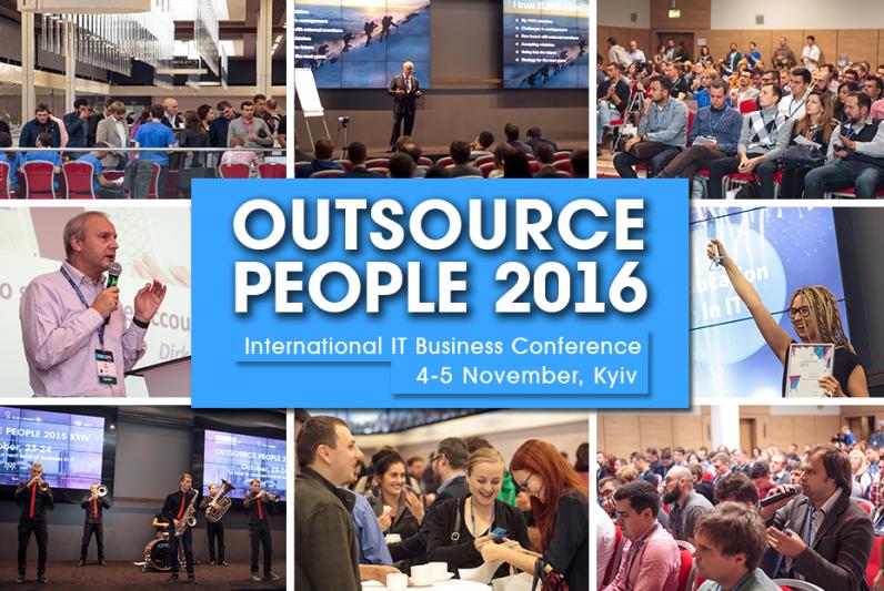 Бизнес-конференция Outsource People