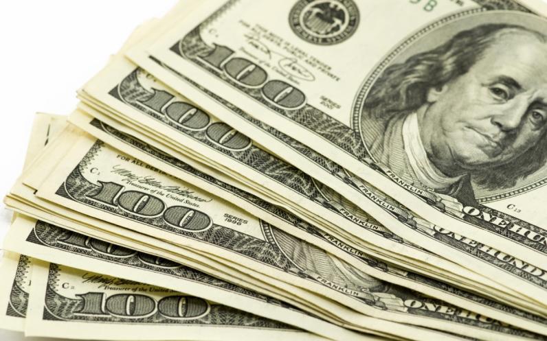 Курс доллара на межбанке 21 октября понизился до 25,67