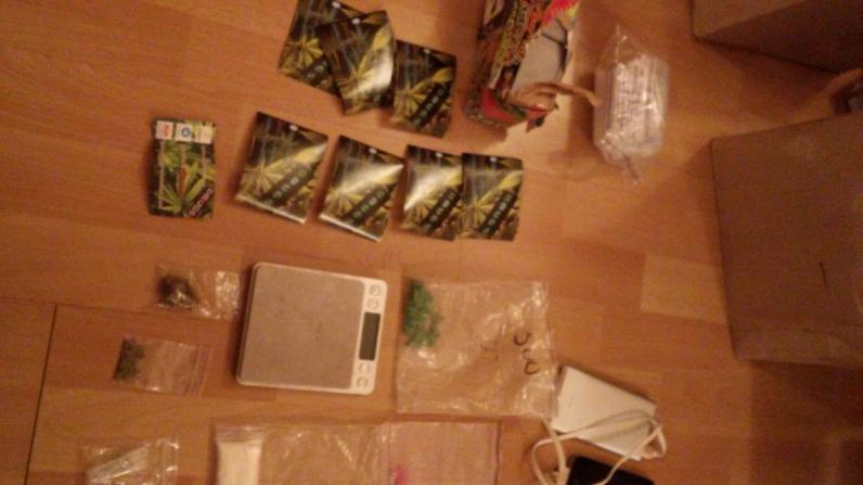 Поймали организаторов интернет-магазина «спайсов», который рекламировали на домах Днепра