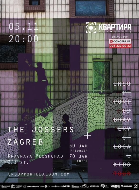 The Jossers + Zagreb