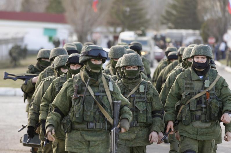 ОБСЕ зафиксировала въезд в Украину российских военных