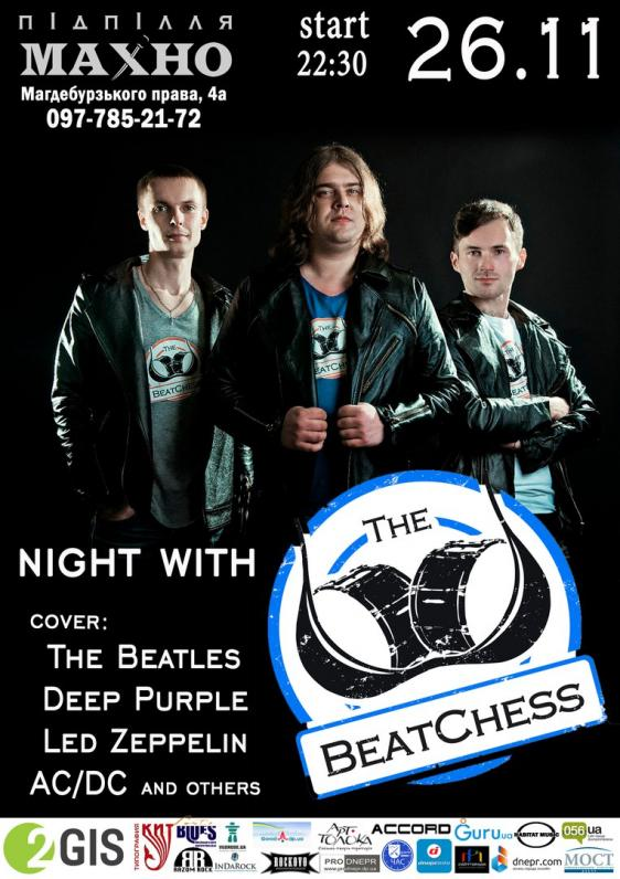 NIGHT with THE BEATCHESS