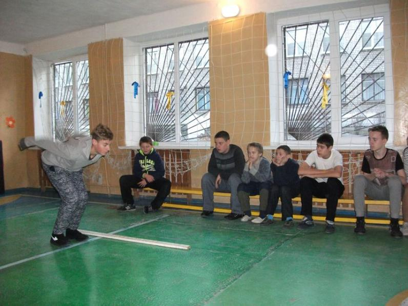 В Каменском соревновались дети с ограниченными физическими возможностями