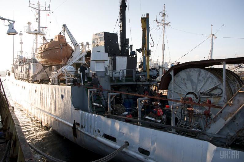 В Украине нашли крупное месторождение шельфового газа