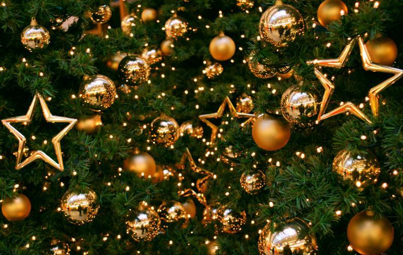 Огни на центральной елке Днепра зажгут 24 декабря