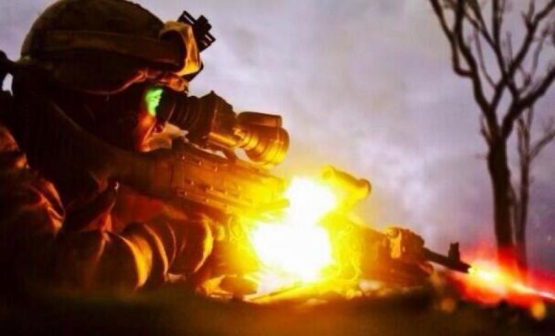В результате боев на Донбассе пятеро бойцов получили ранения