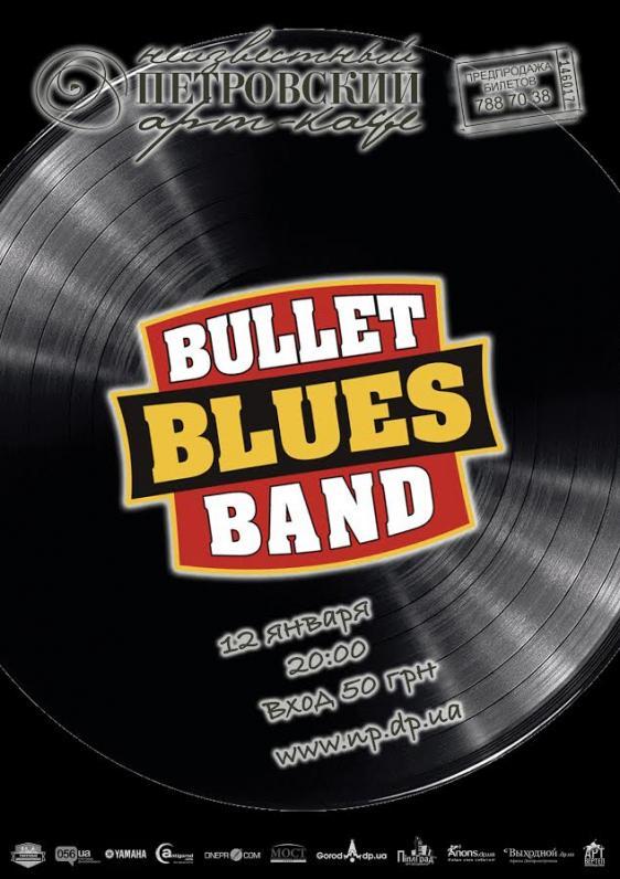 Bullet Blues band
