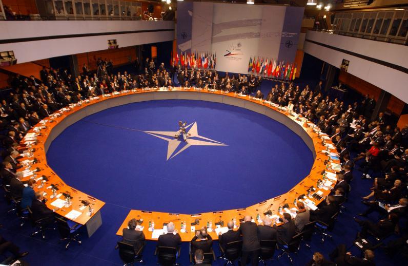 Делегация НАТО прибыла в Украину