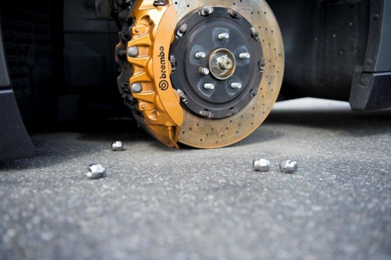 В Днепре участились кражи автомобильных колес