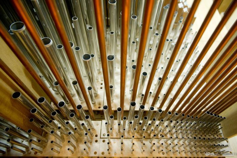 «Музыкальная терапия»: в доме органной и камерной музыки Днепра представят новую программу