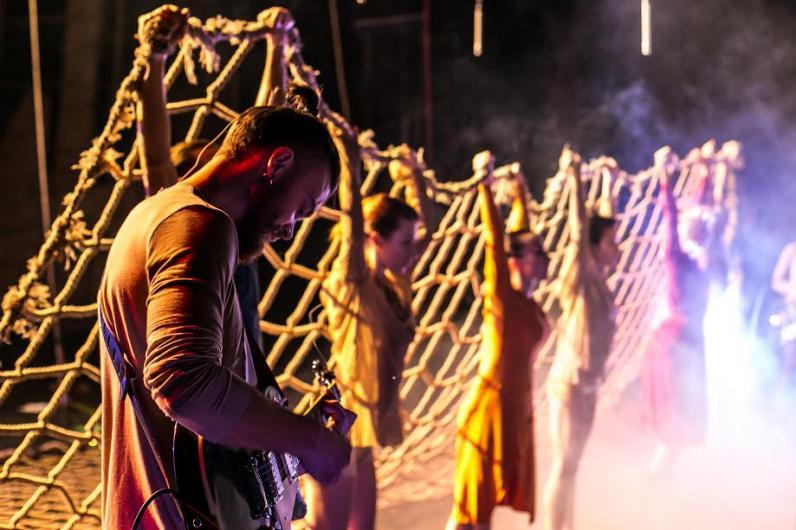 Киевский театр «Мизантроп» приглашает на… Казнь
