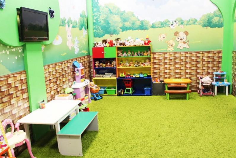 ТРЦ Караван обновился для родителей и деток
