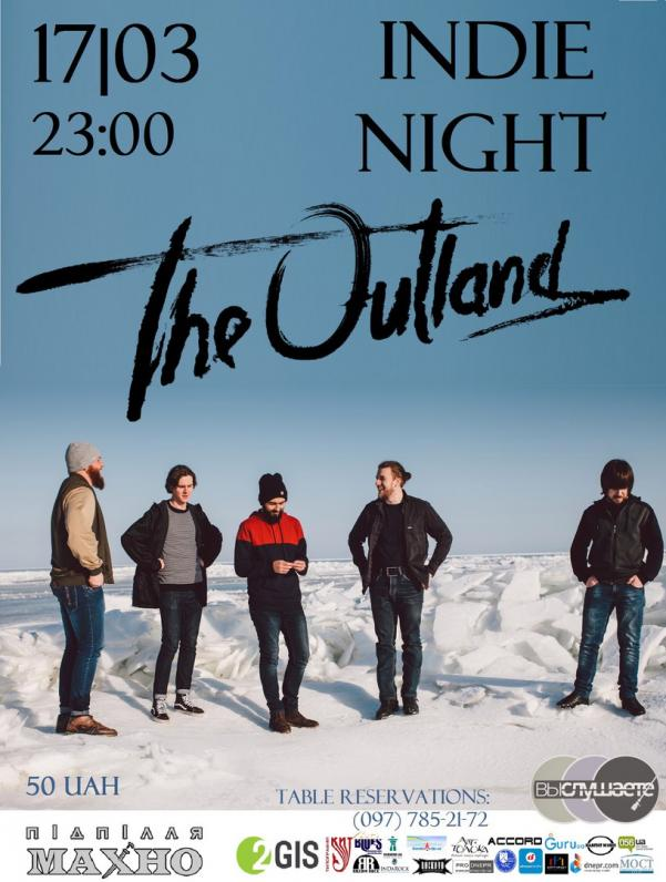 Indie Night: The Outland