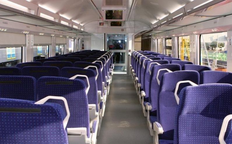 Поезд Интерсити теперь будет останавливаться в Межевой