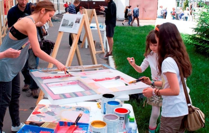 В Днепре пройдет семейный фестиваль для детей и родителей «HAPPY MOMS FEST»