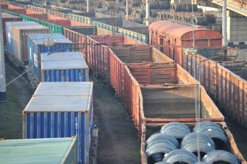 Санкции на железной дороге