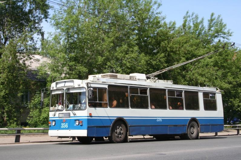 На выходных 4 троллейбуса Днепра изменят маршрут