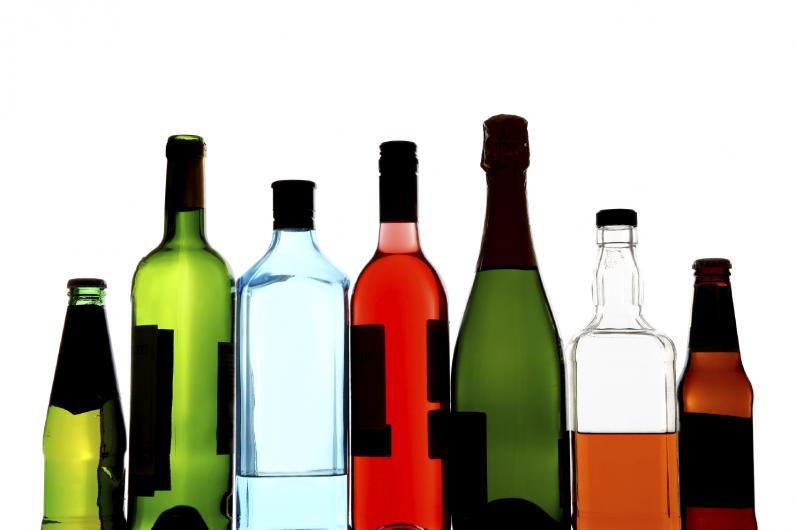 В магазины Днепра поставляли контрафактный алкоголь