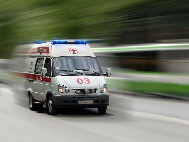 В Днепр доставили беременную, которая вытащила раненого мужа из-под обстрела