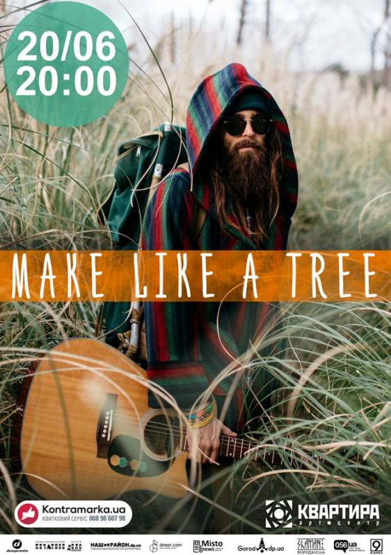 Make Like a Tree