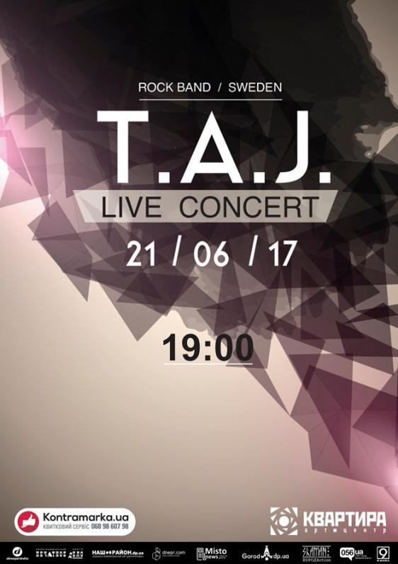 Музыка: T.A.J. (Швеция)