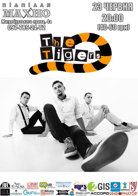 The Tigers. Сольный концерт