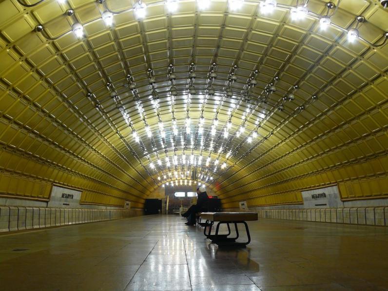 В Днепре проведут технологический взрыв в метро
