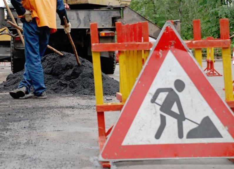 На Днепропетровщине отремонтируют 160 дорог