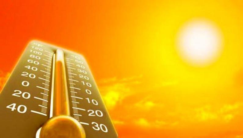 Сегодня в Днепре будет рекордно жарко