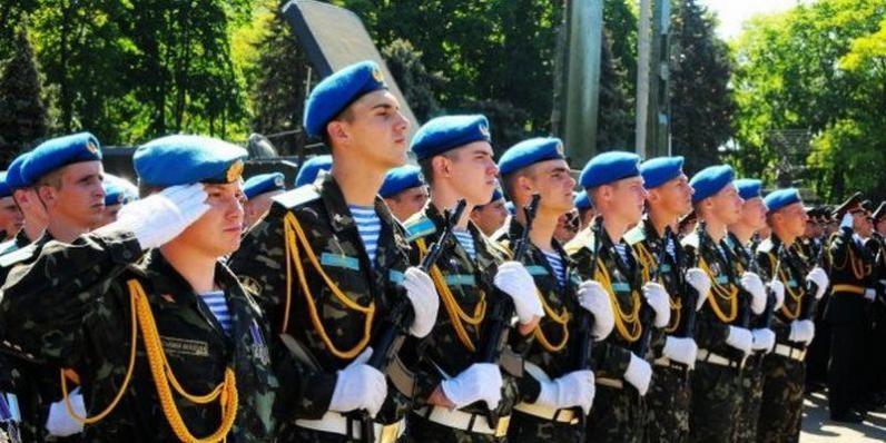 25 улиц на Днепропетровщине назовут в честь бойцов 25-й воздушно-десантной бригады