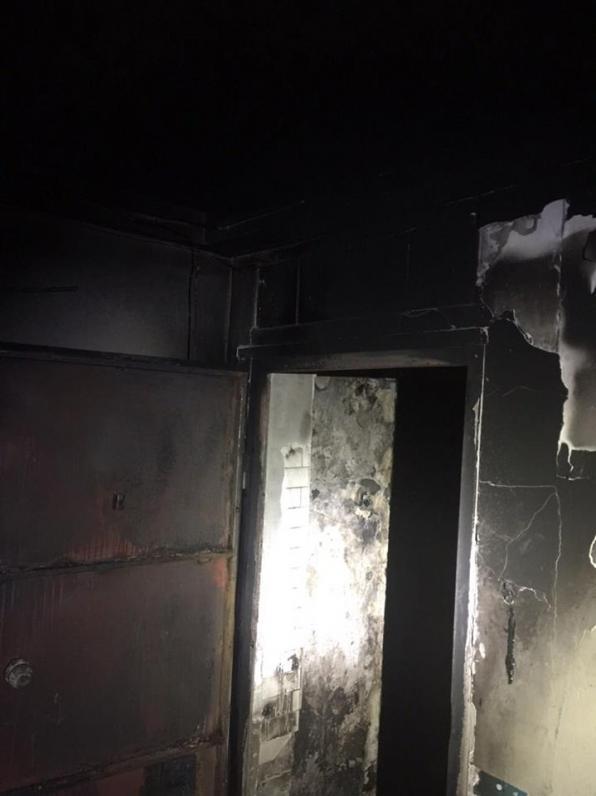 В многоэтажке Днепра прогремел взрыв
