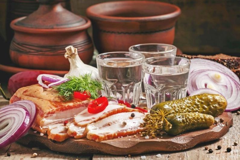 В Украине хотят повысить минимальную стоимость водки почти до 80 грн