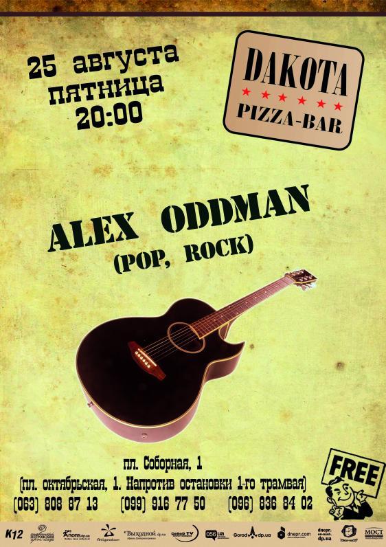 Alex Oddman