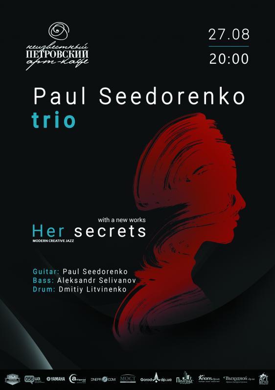 Paul Seedorenko Trio