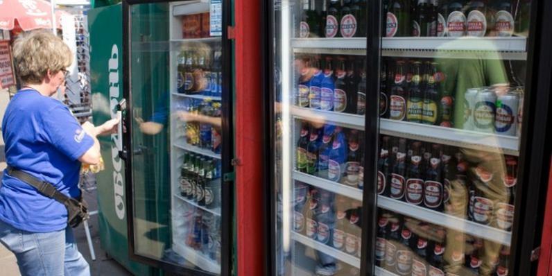 В Днепре планируют запретить продавать алкоголь в киосках