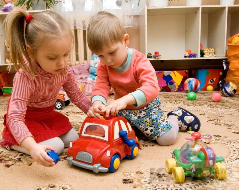 За 2 года на Днепропетровщине планируют ликвидировать очереди в детских садиках